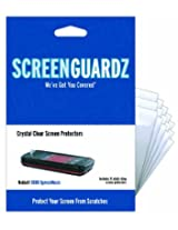 ScreenGuardZ Ultra-Slim Screen Protector Film for Nokia 5800 XpressMusic