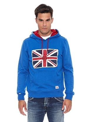 Pepe Jeans London Sudadera Pryce (Azul Klein)