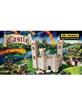 Castle 3D Puzzle Wood Craft Construction Kit