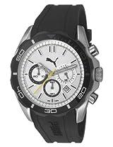 Puma Analog White Dial Men's Watch - PU103191002