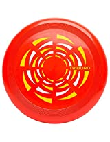 D90-WIND-FRISBEE-RED