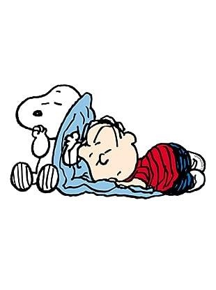 Beiwanda Kids Wandtattoo Snoopy und Linus Rollentausch