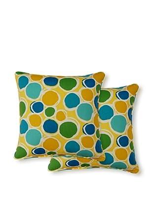 Dakota Set of 2 Lichi Pillows