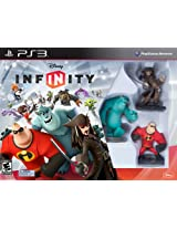 Disney Infinity Starter Pack - Includes Dash and Power Disc Pack (PS3)