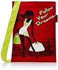 Kanvas Katha Sling Bag (Red) (KKMS005R)