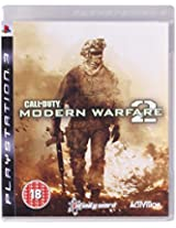 Call of Duty: Modern Warfare 2 (PS3)