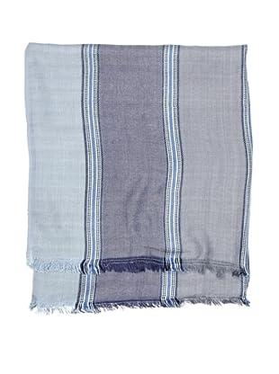 Sidecar Foulard Berta (Azul Grisáceo)