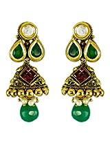 Zaveri Pearls Traditional Earring-ZPFK4780