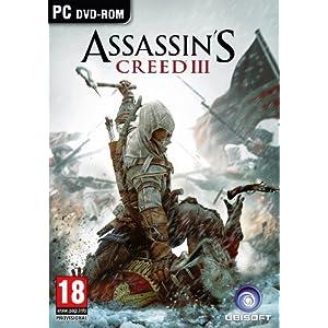 Ubisoft Assassins Creed 3 PC-DVD