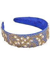 Kysaa Plastic Hair Pins For Girl's (Blue)