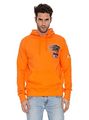 The Indian Face Sudadera Baker (Naranja)