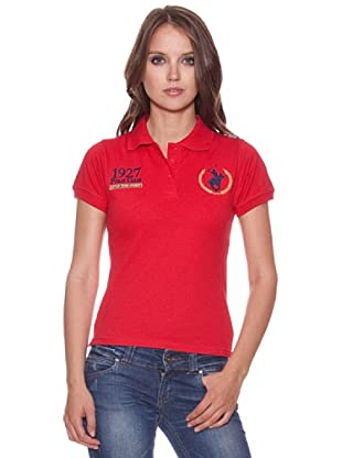 Polo Club Poloshirt Kansas (Rot)