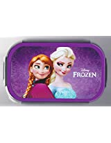 Airproof--Single layer cartoon character lunch box---stainless steel---Vaccum Preserving---Double Layer---Insulated food container set (Frozen)