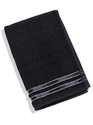 VOSSEN Asciugamano 40x60 Cult Deluxe ospite (nero)
