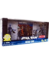 Star Wars 2010 Exclusive Action Figure 4Pack Battle Pack Hostage Crisis 2x Commando Droids, Shahan Alama Robonino