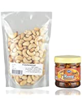 BSP Traders Nutri Honey with Nuts, Dry Fruits and Cashew Nut Combo, 550 grams