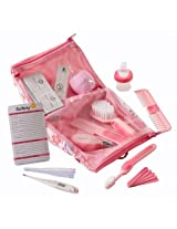 Safety 1st Deluxe Healthcare and Grooming Kit Pink
