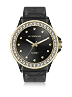 K&Bros  Reloj 9575 (Negro)