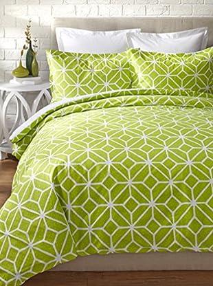 Trina Turk Trellis Comforter Set (Green)