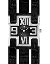 Jacques Lemans Analog Black Dial Women's Watch - 304A