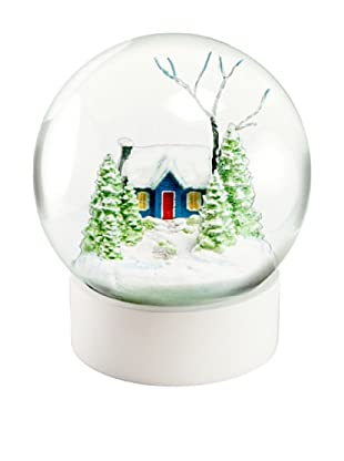 CoolSnowGlobes Winter Scene Snow Globe