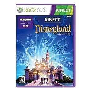 【クリックで詳細表示】Kinect:ディズニーランド・アドベンチャーズ: ゲーム