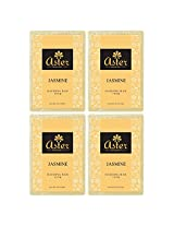 Aster Luxury Jasmine Bathing Bar 125g - Pack of 4