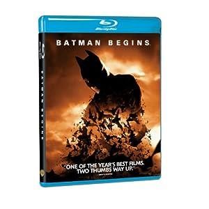 Batman Begins [Blu-ray]