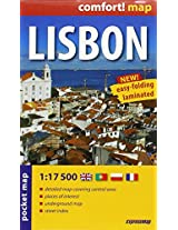 Lisbon: EXP.CM482 (City Plan Pockets)