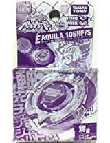 Takaratomy Beyblade Takara Metal Fight Bb-47G Earth Aquila 105Hf/S (Earth Eagle)