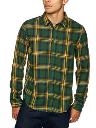 Lee Camisa Gilchrist (Verde)