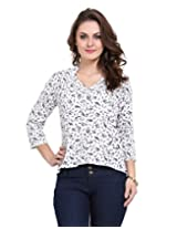 Dede'S Women's Shirt (AC1114001049-XL_White)