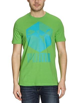 Puma T-Shirt Tanks (Classic Green)