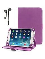 Vg-Gear Tablet Folio Case (Purple)