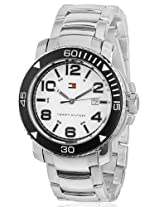 Tommy Hilfiger Analog White Dial Men's Watch - TH1790994J