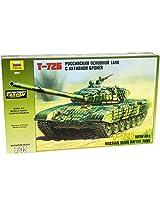 Zvezda Models T-72B Russian Main Battle Tank Model Kit