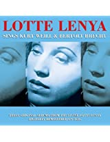 Sings Kurt Weill And Bertolt Brecht [3CD Box Set]