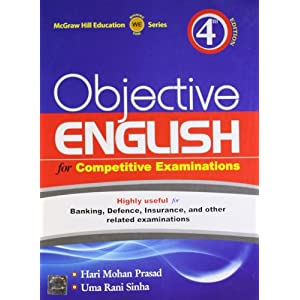 OBJECTIVE ENGLISH FOR COMPETITIVE EXAM (Old Edition)