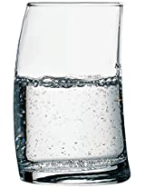 Pasabahce Penguen Water Glass Set, 275ml, Set of 6