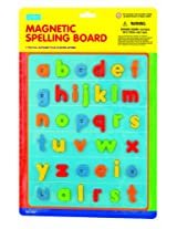 megcos Magnetic Spelling Board Lowercase letters