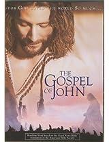 The Gospel of John - Visual Bible - 2-DVD set