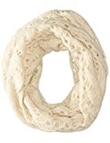 D&Y Women's Cable Knit Single Loop Infinity Scarf
