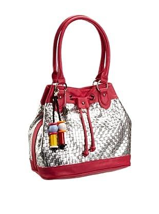 Bulaggi The Bag Bolso 29363.64 (Fucsia / Plata)