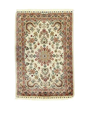 Eden Teppich Kashmirian mehrfarbig 62 x 89 cm