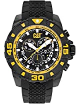 Caterpillar Analogue Black Dial Men's Watch - PT.163.21.127