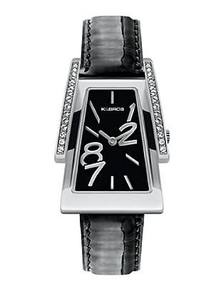 K&BROS 9155-1 / Reloj de Señora piel