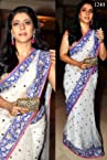 Wedding sarees - Kajol Bollywood Replica Saree