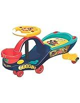 Toyzone Mickey Mouse Magic Car, Multi Color