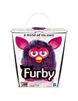 Furby 2012 Purple With Aa Batteries