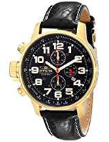 Invicta Force Analog Black Dial Men's Watch - 3330